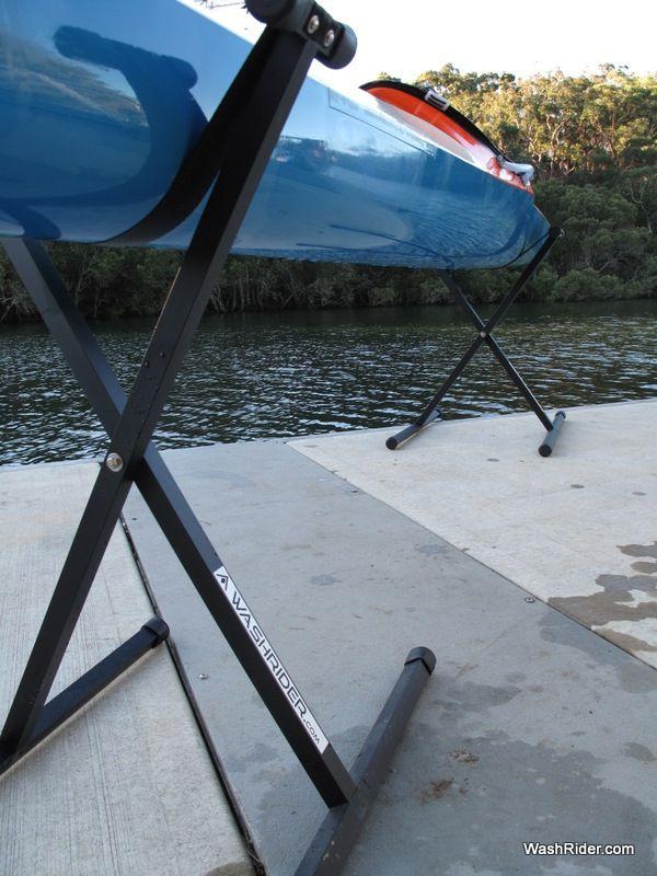 Wash Rider | Folding Kayak Stands