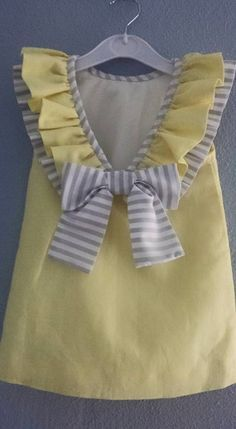ღ¸.•❤ ƁҽႦҽ ღ .¸¸.•*¨*• Toddler summer dress.