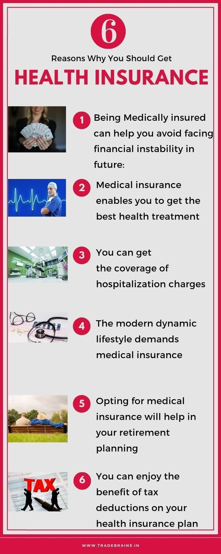 6 Reasons Why You Should Get Health Insurance Health Insurance