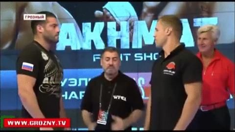 Latvian boxer Mairis Briedis vs Manuel Charr. As ancient Latvian proverb says - ''One who does not respect his opponent shall get rekt''