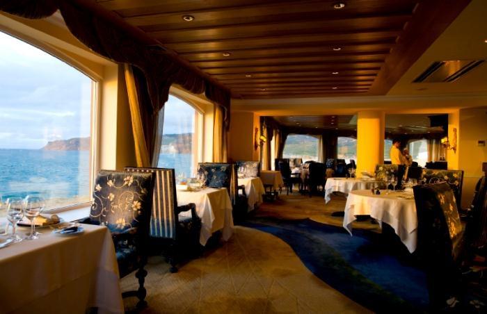 Restaurante Fortaleza do Guincho, em Cascais, recebe uma Estrela Michelin.
