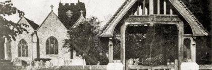 Haunted Church, Eastleigh UK