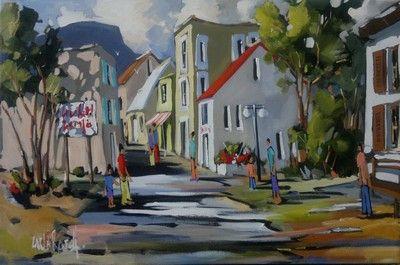 Street Scene - Bosch Carla