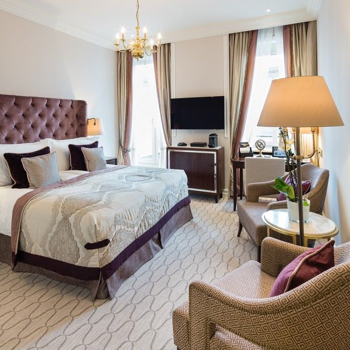 Germany Top Hotels: Fairmont Hotel. Germany Top Hotels: Fairmont Hotel. See more: https://www.brabbu.com/en/inspiration-and-ideas/category/interior-design/bedroom