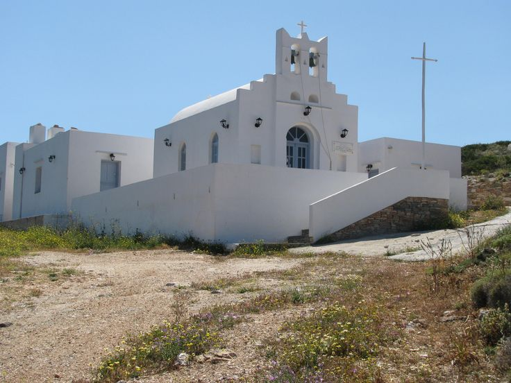 One of the 350+ churches on Sifnos
