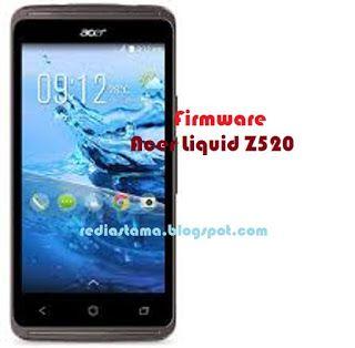 Download Stock ROM Acer Liquid Z520