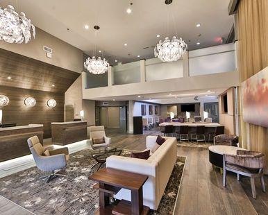 DoubleTree by Hilton Hotel Atlanta Alpharetta, GA - Lobby