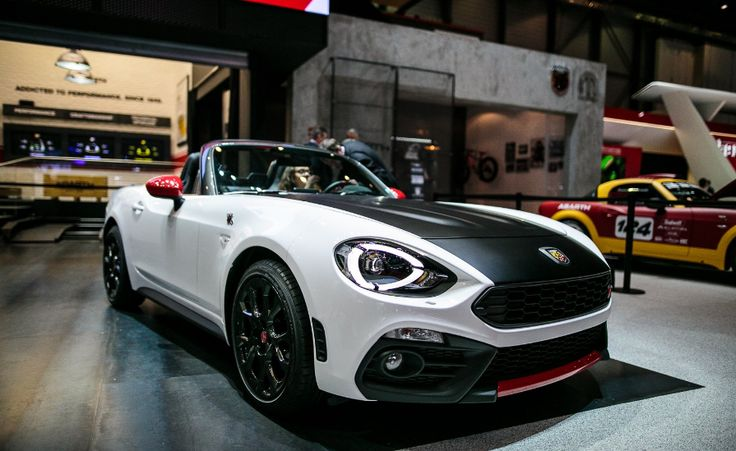 2017 Fiat 124 Abarth - Fiat already make new Their Sport Vehicle with luxury style design. The New Luxury sport vehicle from Fiat the Fiat 124 Abarth For
