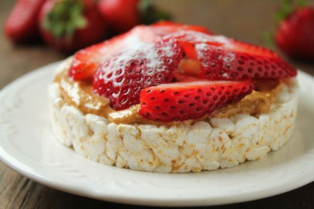 Delicious as it Looks: Low-FODMAP & Low-Fructose Ideas for Rice Cakes