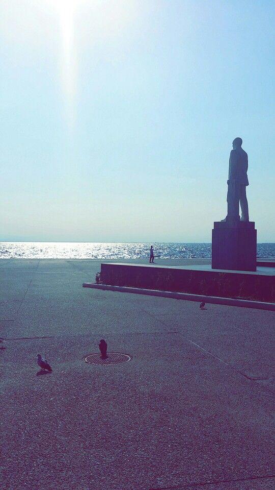 Nέα Παραλία Θεσσαλονίκης (Thessaloniki Seafront) στην περιοχή Θεσσαλονίκη, Θεσσαλονίκη