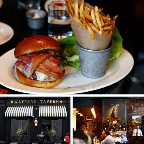 San Francisco: The Very Tasty, Very Pricey Burger at Tyler Florence's Wayfare Tavern