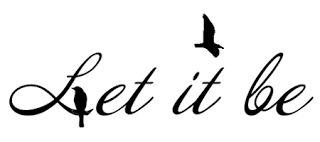Let it be (birds)