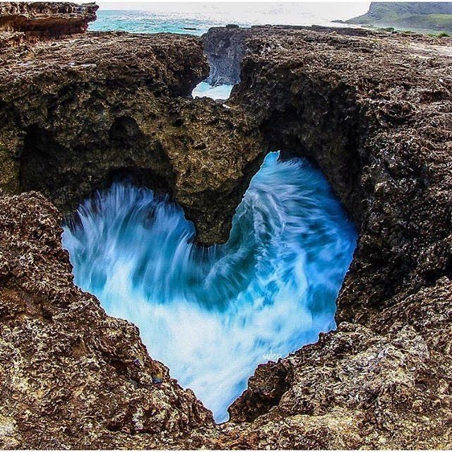 Mother natures perfect spot for a photo with your soul mate: Oahu, Hawaai