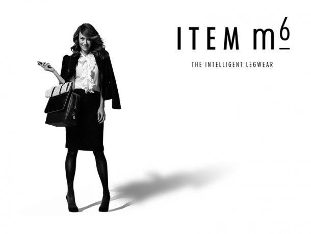 ITEM m6 – Für Business-Frauen die mehr wollen. Wohlfühl Socken bzw. Strümpfe. Mehr zu diesem Artikel: http://www.cyperior-gazette.com/item-m6-fur-business-frauen-die-mehr-wollen/