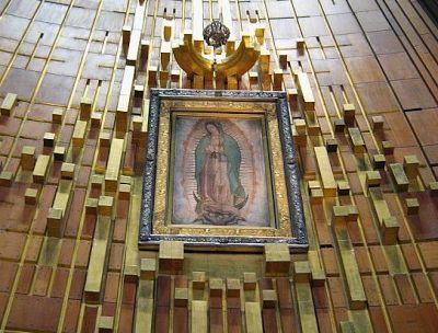 Basílica de Guadalupe - Ciudad de México | Guía DF: Lo Mejor del Distrito Federal
