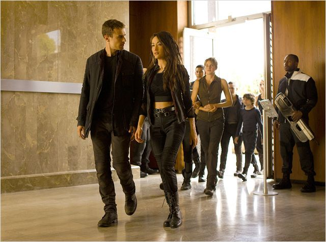 Divergente 2 : l'insurrection : Photo Maggie Q, Shailene Woodley, Theo James