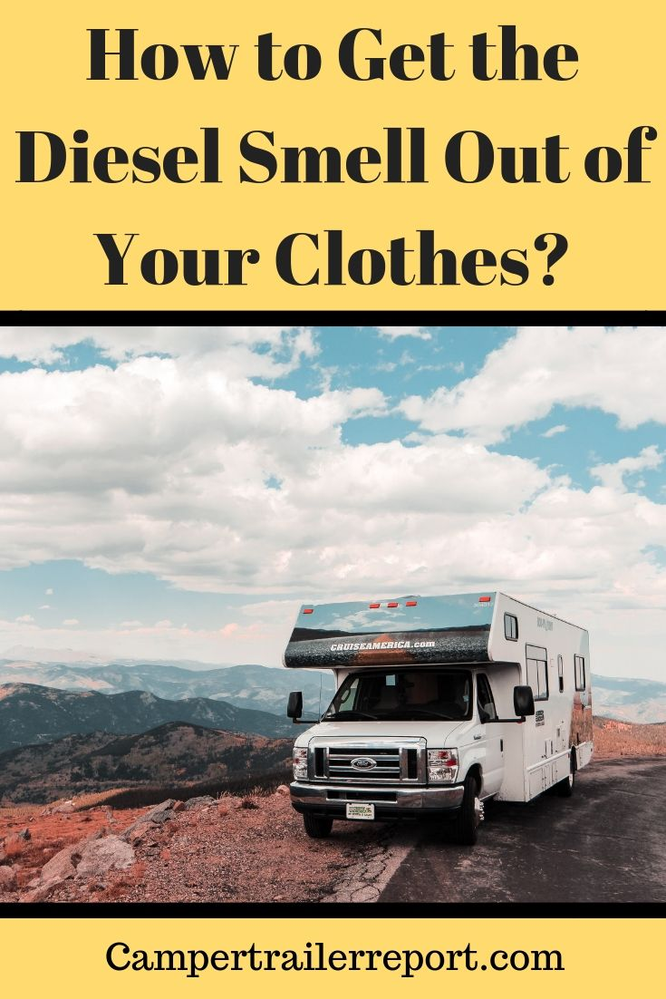 How to get the diesel smell out of your clothes diesel