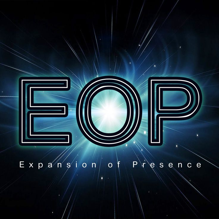 Logo created for Expansion of Presence radio show