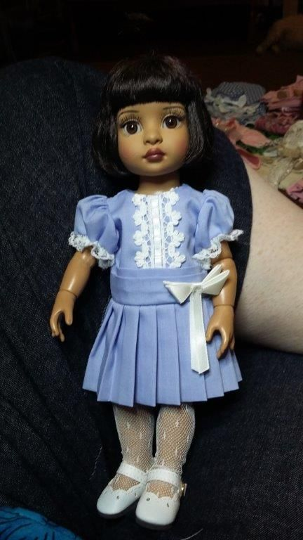 Tonner Patsy - purchased hand-made