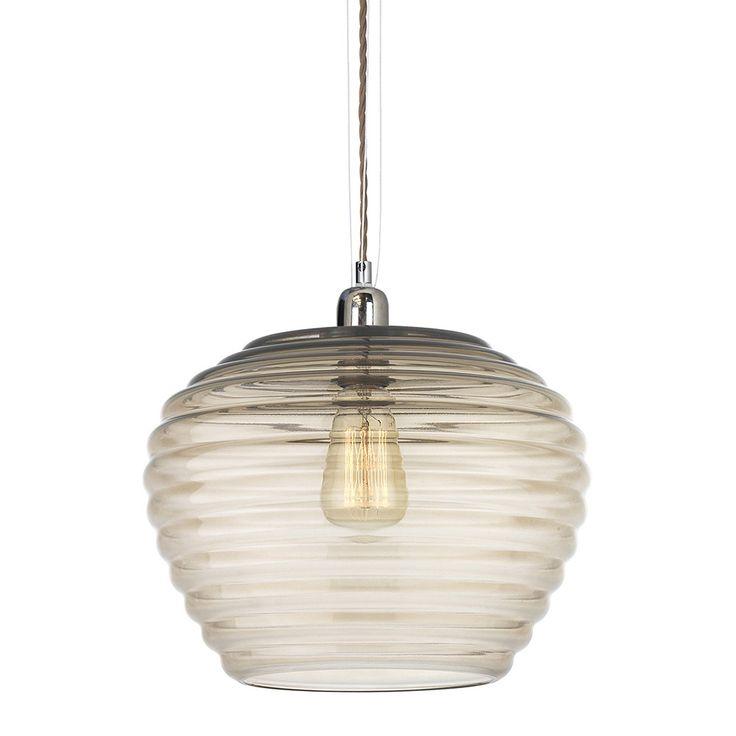 Discover the zoffany celeste pendant light umber at amara contemporary ceiling