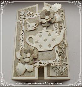 Elly's Card- Corner: Bakkie doen????