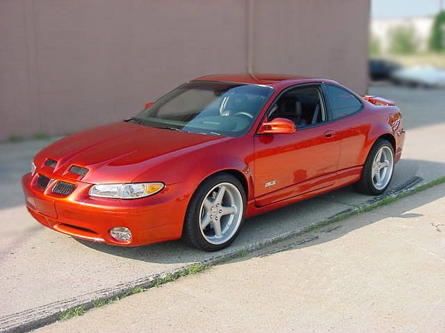 1998 PONTIAC GRAND PRIX G8 CUSTOM COUPE