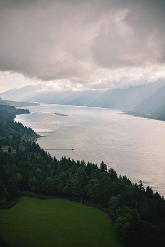 Columbia River Gorge | Between Washington and Oregon