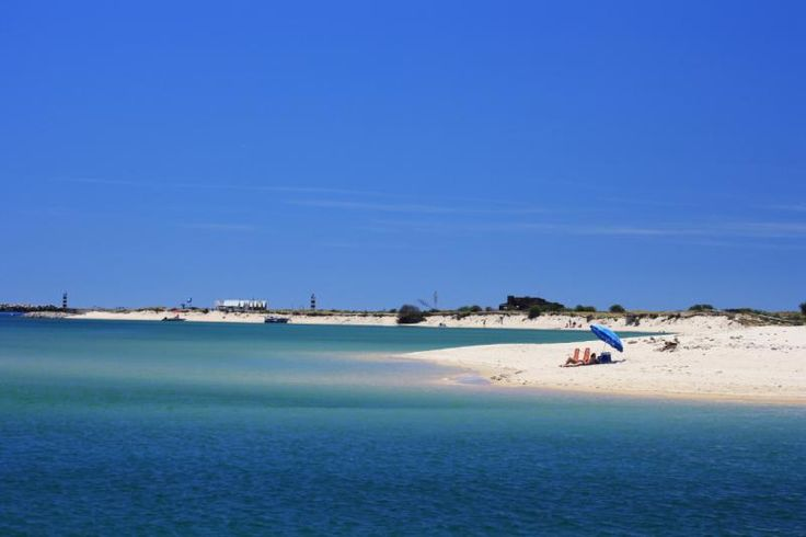 Ilha Deserta em Faro   Deserta Island in Faro