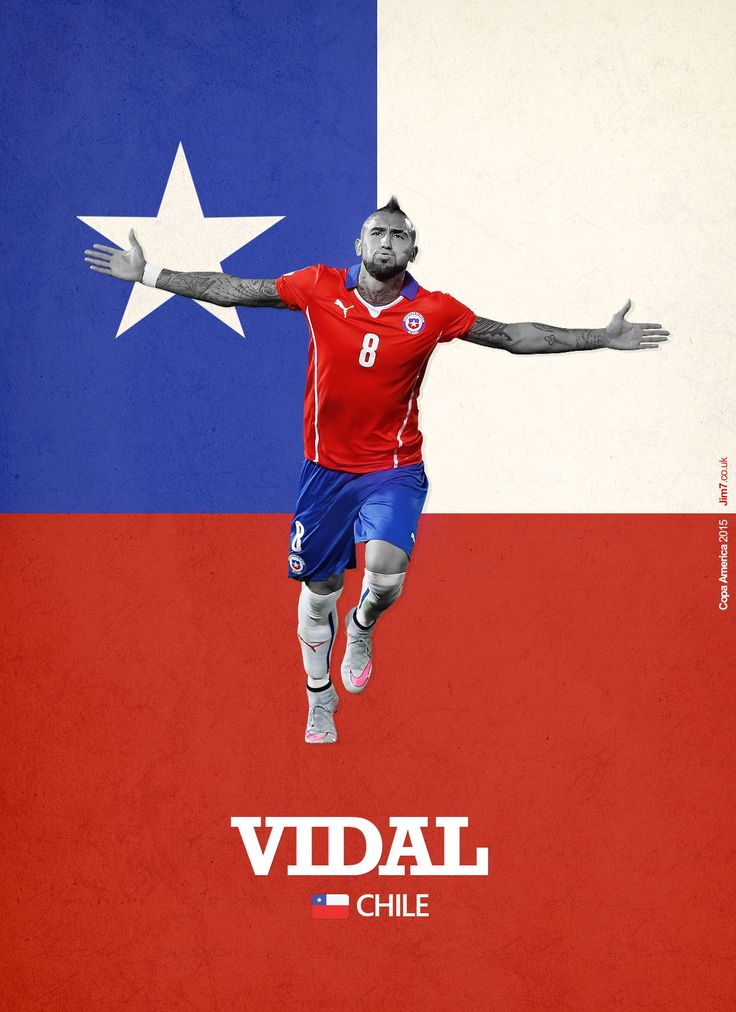 Copa America 2015 Posters on Behance