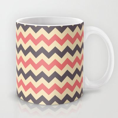Chevron Mug by Tami Art - $15.00