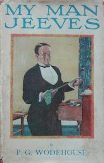 Like Read Books: My Man Jeeves by P. G. Wodehouse