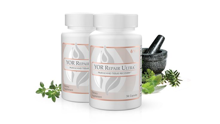 YOR Health Products | YOR Repair Ultra