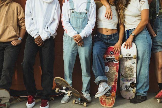 Skate Girls: Nika Washington - Urban Outfitters - Blog