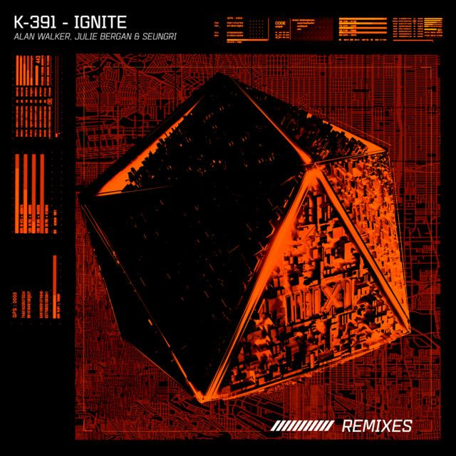 Ignite Remixes K 391 Alan Walker Julie Bergan Seungri Hellberg Alan Walker Remix Seungri