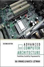 Advanced Computer Architecture Parallelism Scalability Programmability (Paper Back)