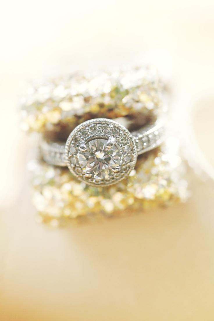 Glitter, Wedding Rings