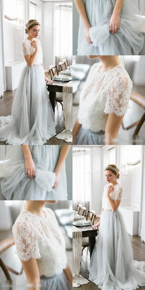 Cheap Enticing Modest Wedding Dresses, Wedding Dresses Sexy, Pretty Wedding Dresses, Custom Prom Dresses