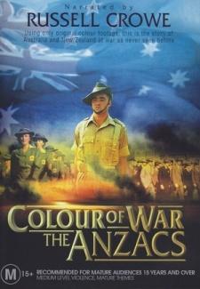 Colour Of War - The Anzacs