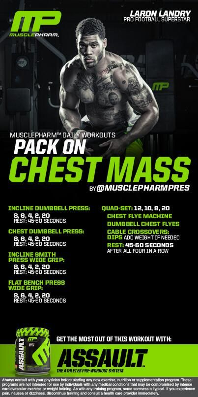 musclepharm chest - Google Search