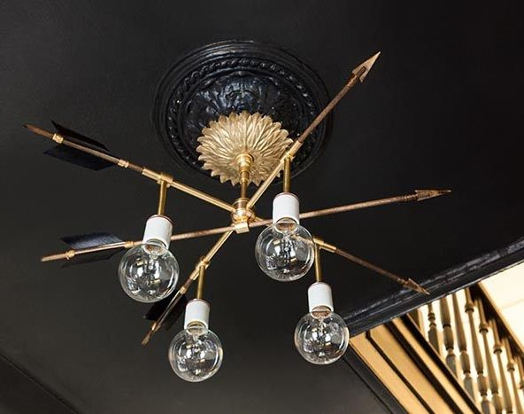 Best 20 modern light fixtures ideas on pinterest modern - Make your own light fixtures ...