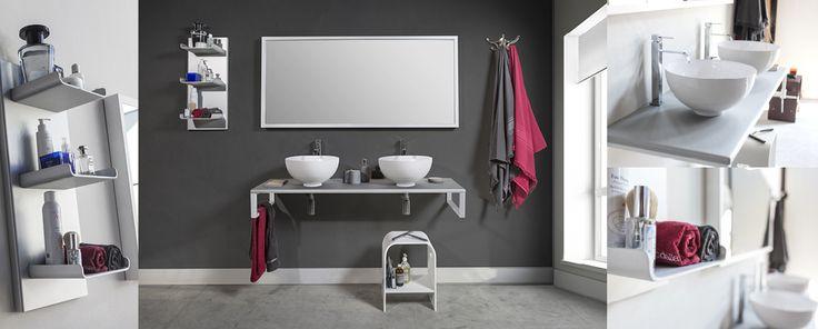 Portfolio Mobili Metallo - Cipì - design ed accessori per la stanza da Bagno http://www.sirtweb.it/?p=2781