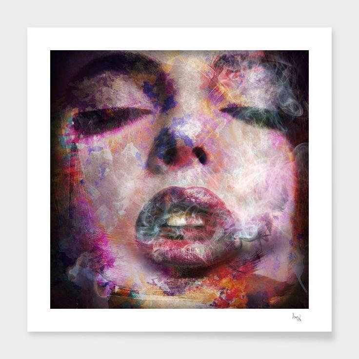 #art #wall #deco #decorative #painting #paint #illustration #digital #demon #design #graphic #poster #demondesigns #ando...