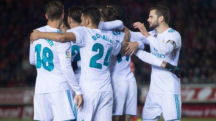 Gareth Bale, Isco penalties help Real Madrid win at Numancia