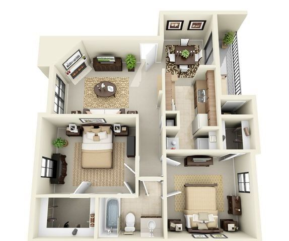 Killeen Texas Apartments Bedroom Floor Plans Floor Plans 2 Bedroom Floor Plans