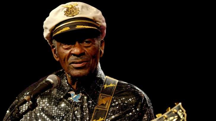 Keith Urban, Ringo Starr and More Stars React to Chuck Berry's Death