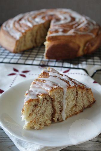 Kaneel brood