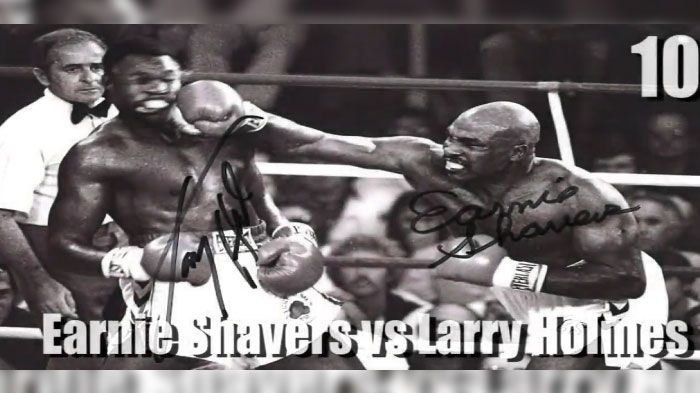 The Top 10 Hardest Punches In Boxing History