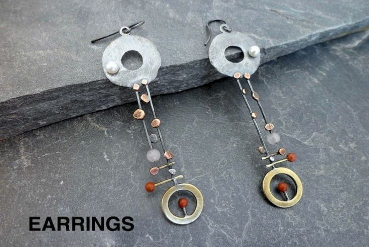 Earrings Collection - Silver Chamber - Unique jewellery & accessories made by artists