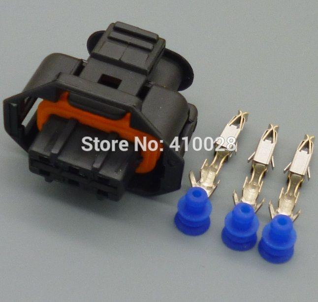 17 best ideas about map sensor auto electric repair 5 30 100set kit 3 pin 3 5mm map sensor connector assembly case