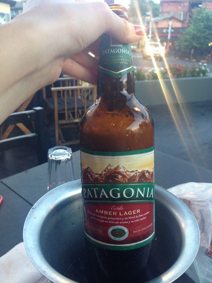 Cerveza Patagonia #Argentina